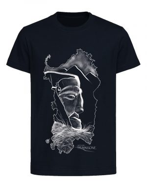 t-shirt Merdules Sardegna