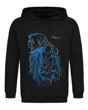 Felpa Mamuthone Blu